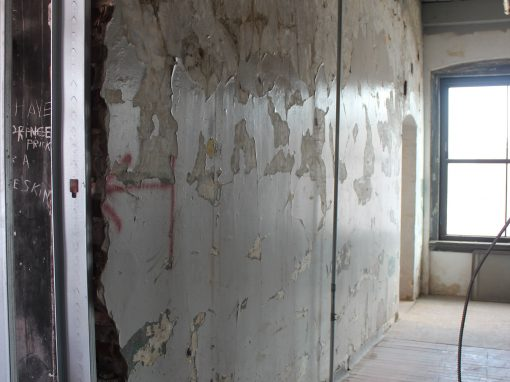 Commercial Construction Project – Interior
